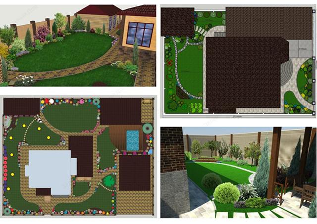 «Садовый центр» - Зеленый Дом (ООО) - Проектная организация